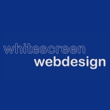 whitescreen webdesign Image 1