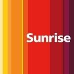 Sunrise center Chur City West