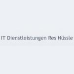 Nüssle Res IT Dienstleistungen