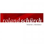 Roland Schürch Notariat und Advokatur