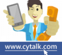 Cy.talk